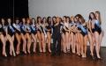 Tony Domenici con le vicitrici, Serata di Gala per la Finale del Concorso MODELLA OGGI