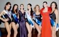 Finale nazionale Concorso MODELLA OGGI, Teatro Sala Umberto: le testimonial con alcune titolate